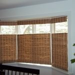 creative-cool-nice-great-bay-windows-with-bamboo-blinds-concept-in-brown-coloring-for-small-window-design-