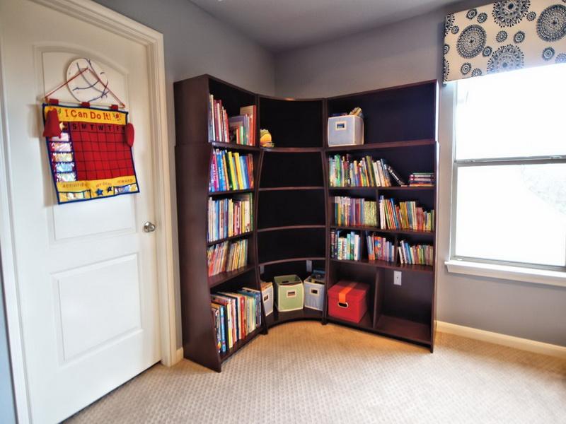 Corner Bookshelf Ikea Brings Simplicity Into Modern