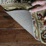 eco best rug pad for hardwood floors from natural rubber