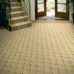 full wool carpet flooring for entryway area