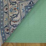 green natural eco fibber rug pad best rug pad for hardwood floor for modern rug style