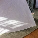 grey best rug pads for hardwood floors from natural fiber for home interior accesories