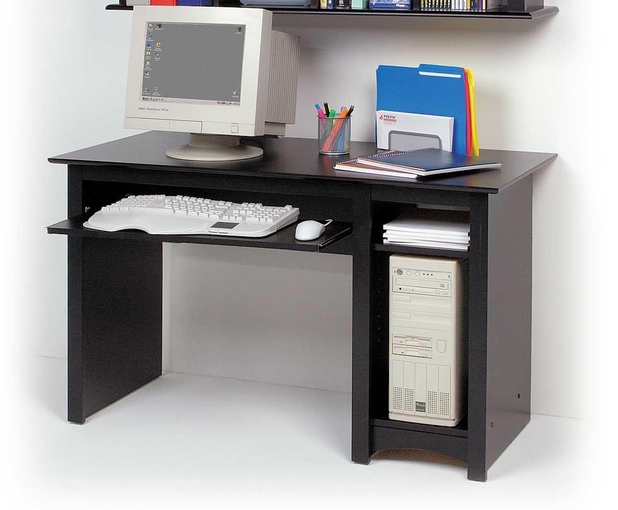 Space saving home office ideas with ikea desks for small - Desks for small spaces ...