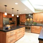 kitchen-nice-remodeling-cute-amazing-marble-look-countertop-with-black-granite-concept-and-wooden-stuffs-cabinet-design