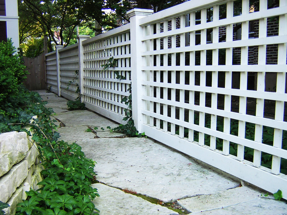 Concrete Fence Design Ideas