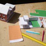 making home sketch as the base vision of a home design