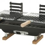 marsh hibachi grill for home with freestanding double grills
