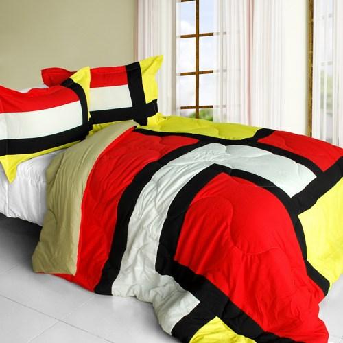 Home Design Down Alternative Comforter