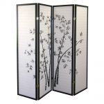 office dividers ikea for home office with japanese style bamboo ornament pattern
