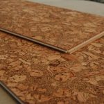 pieces of cork floors