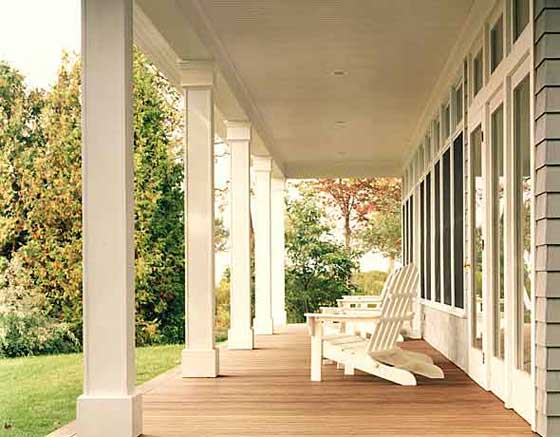 Front porch designs for ranch homes homesfeed - Homes front porch designs pictures ...
