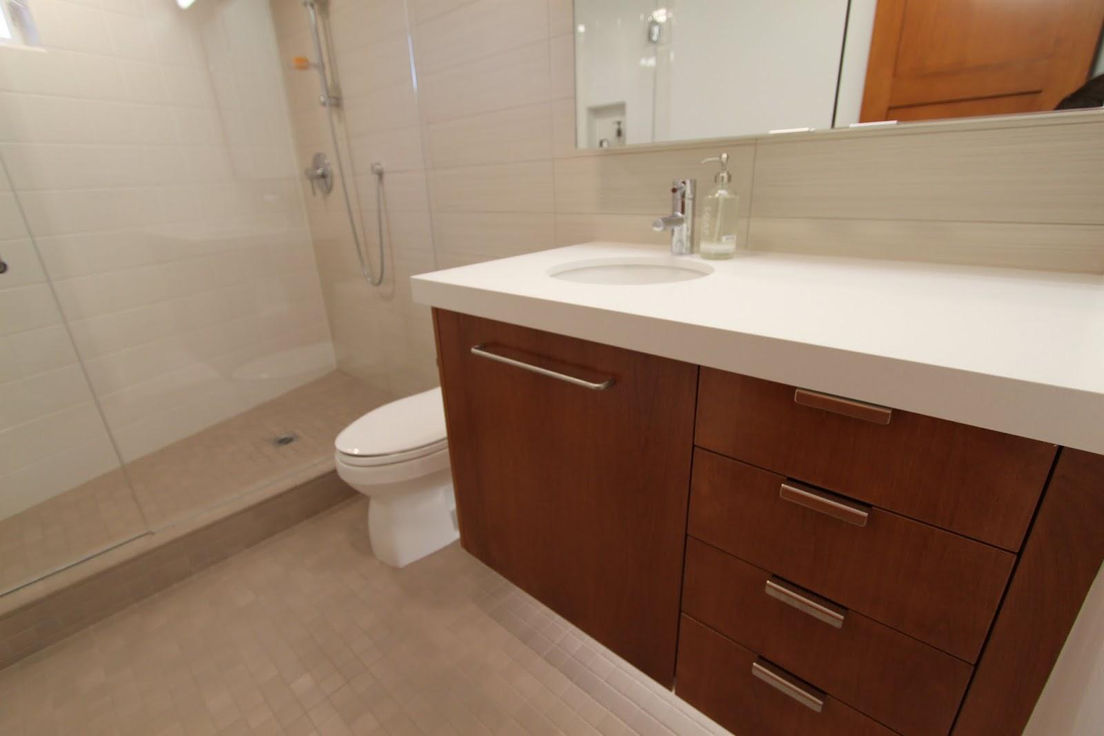 Mid Century Modern Vanity Upgrades Every Bathroom With