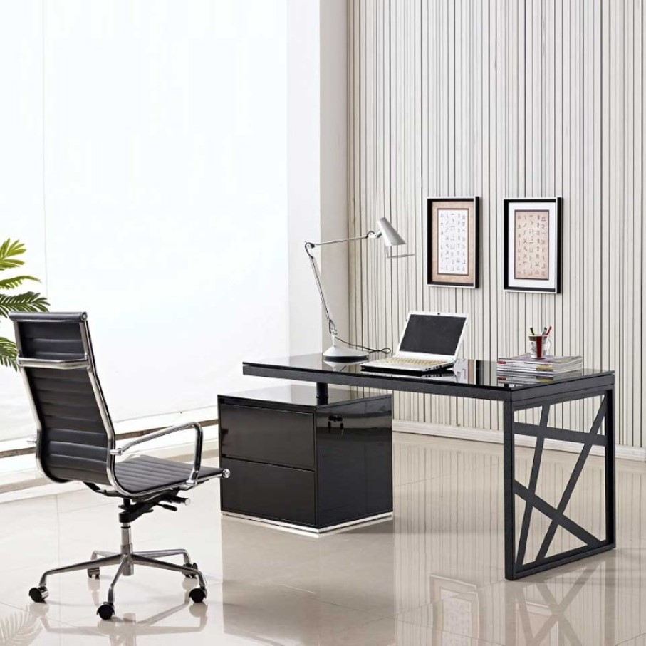 interesting home office design corner desk pictures 01 homeexteriorinterior | Choose Slim Computer Desk if You Deserve to Have Spacious ...