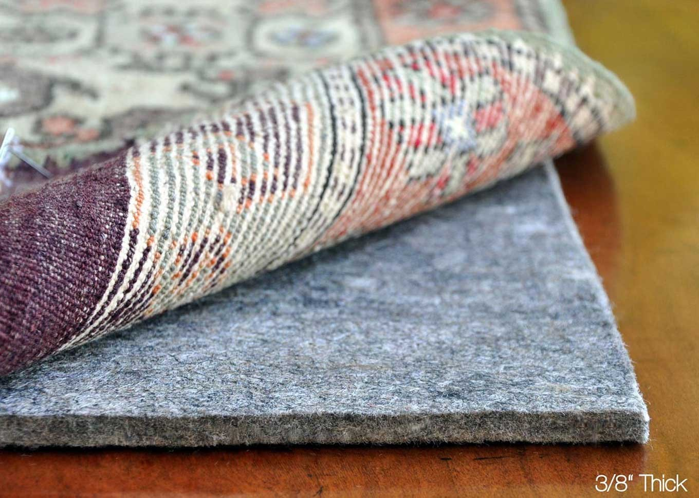 Best Rug Pads For Hardwood Floors Which Can Be Your Worth Interior Investment Homesfeed