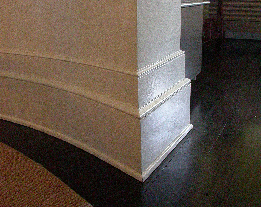 The Baseboard Styles That Maintain The Visual Attraction