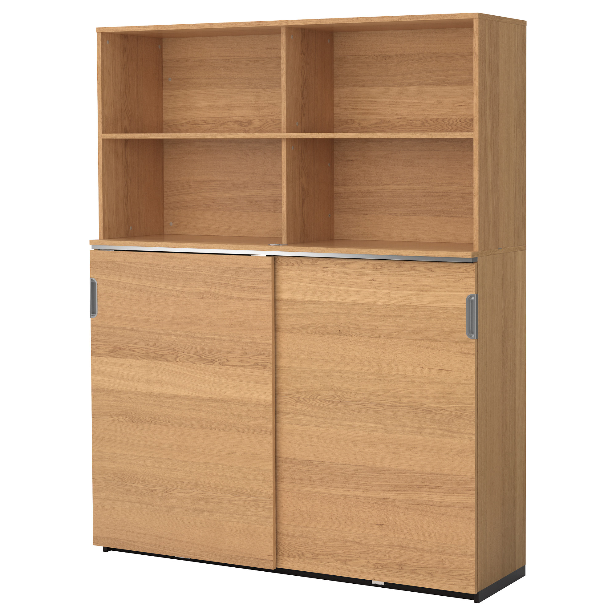 Files organizer ideas for your home office with ikea wood for Storage furniture