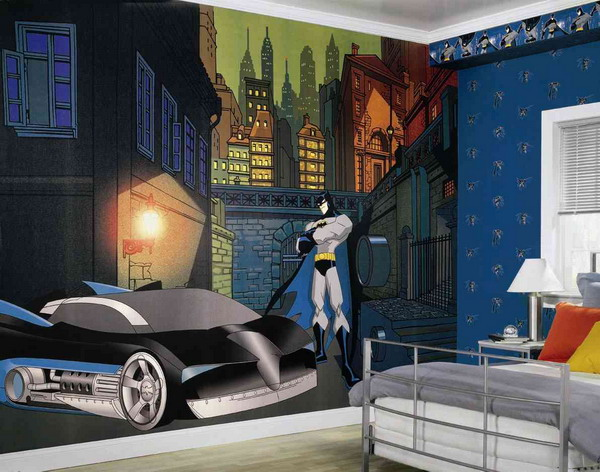 Superhero Bedroom Ideas | HomesFeed