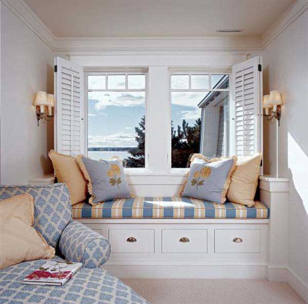 Bay Window Furniture: Tips How To Make Stunning Furniture