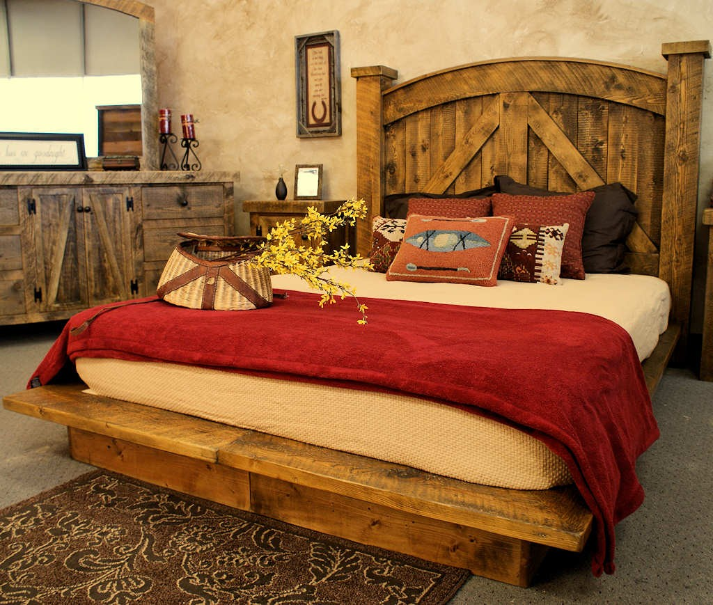 Inspiring Rustic Bedroom Ideas To Decorate With Style: Inspiring Rustic Bedroom Decor Ideas