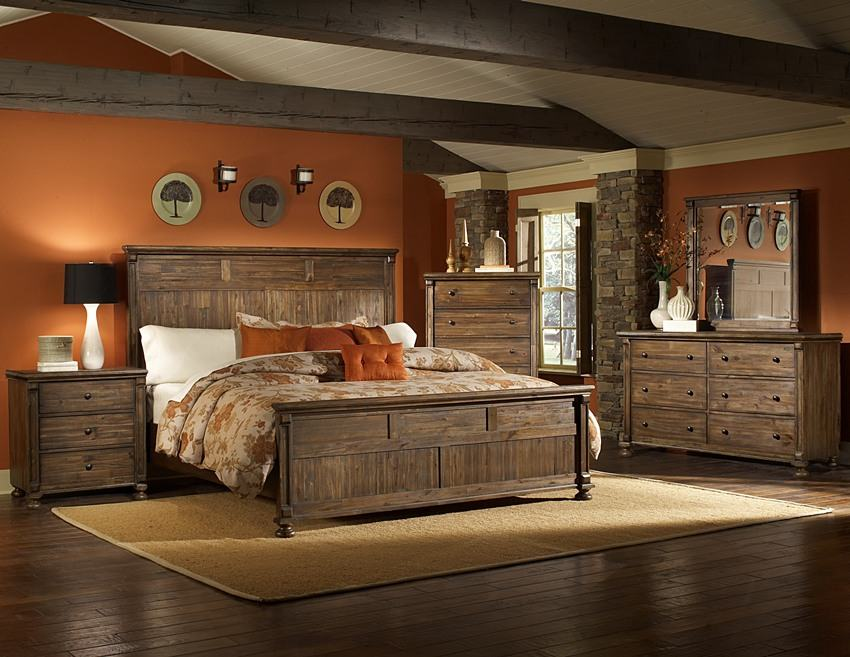 rustic home decor bedroom inspiring rustic bedroom decor ideas homesfeed 11727