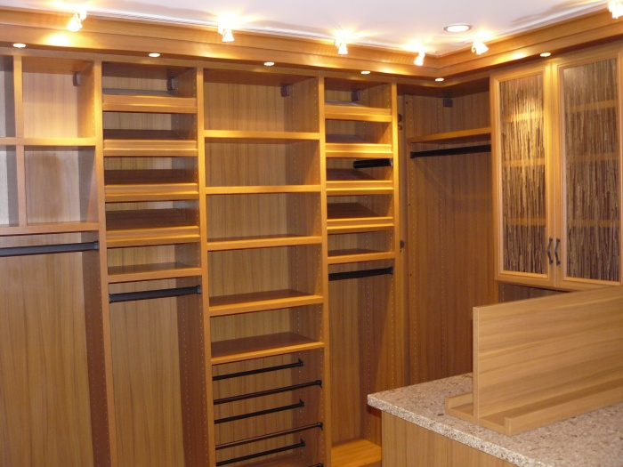 Walk In Closet Lighting Ideas Homesfeed