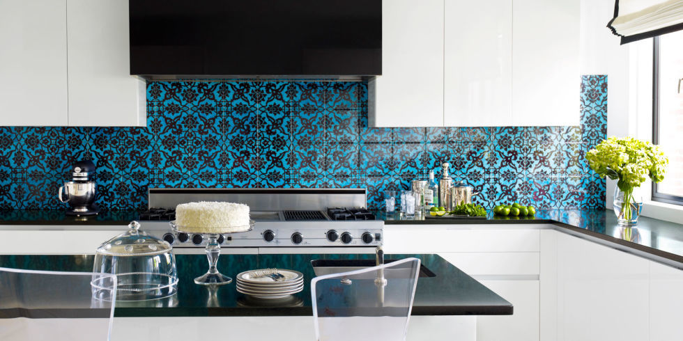 Large Or Small Tiles For Kitchen Backsplash