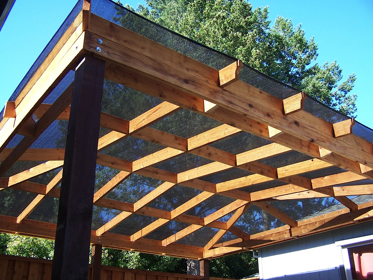 Deck Cover Ideas - HomesFeed on Ideas For Patio Covers  id=72910