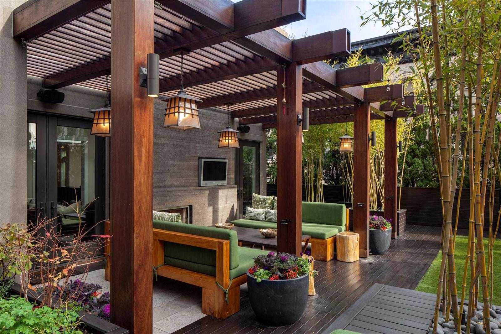 Deck Cover Ideas