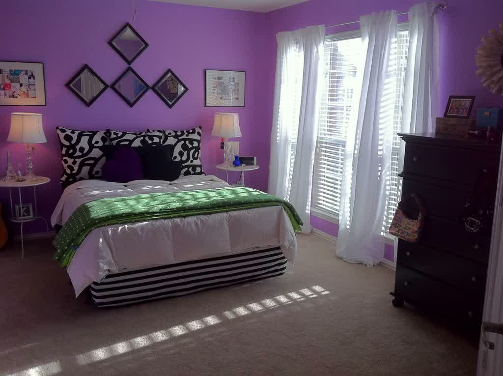 purple decorations for bedroom important things of purple bedroom decor homesfeed 16869