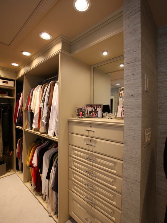 Closet Ideas For Small Spaces Walk In