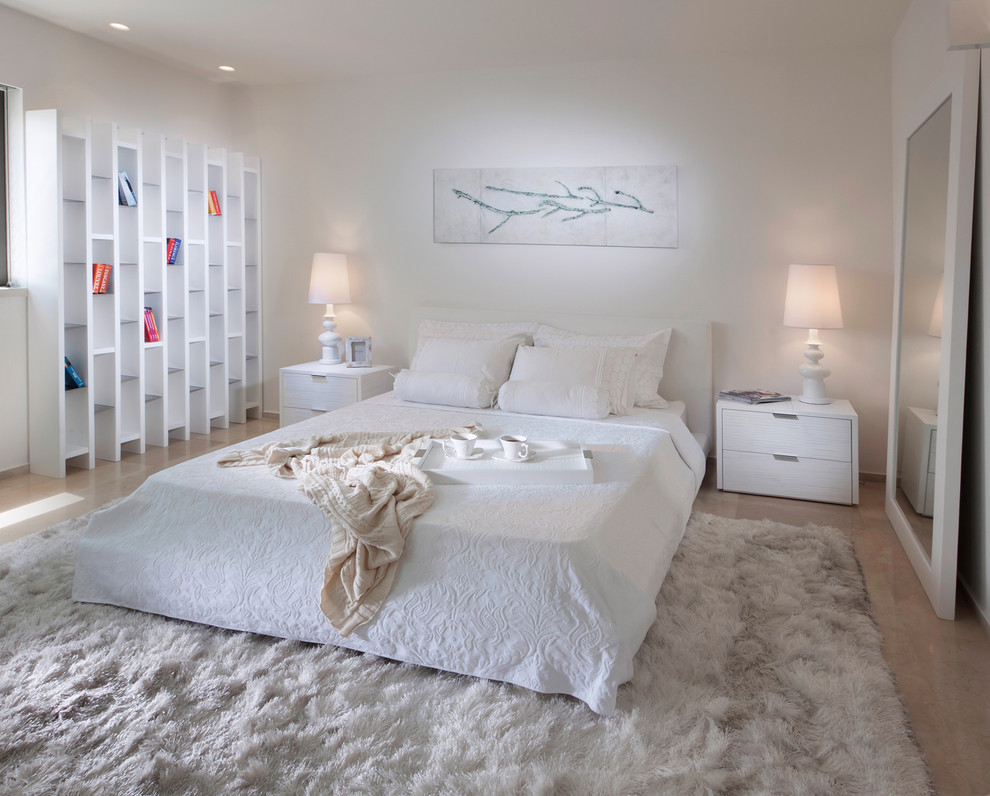 Smooth White Wool Bedroom Rug In Large Size Bedding Loft Bed Furniture With