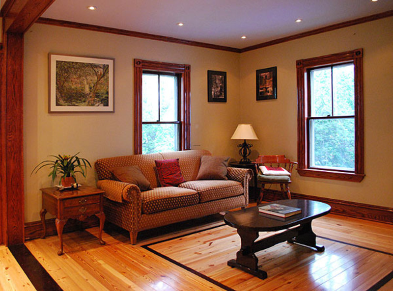 Remodeling living room how to start with homesfeed for How to start renovating a house