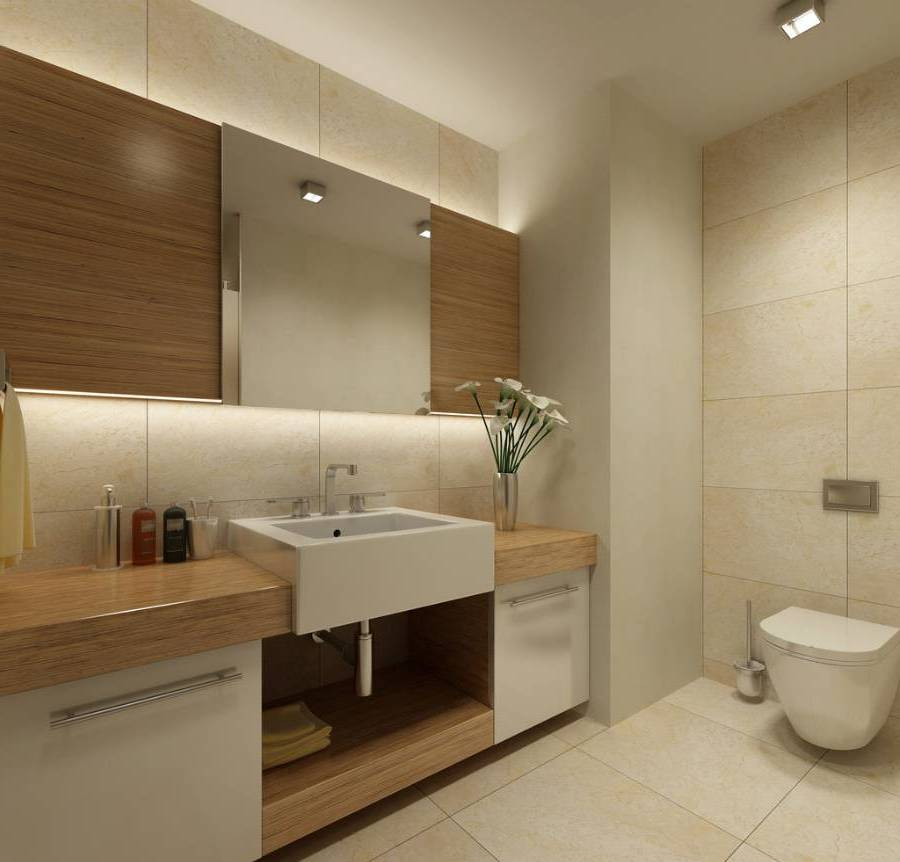 best flooring for bathroom that enhance the sophistication 17336
