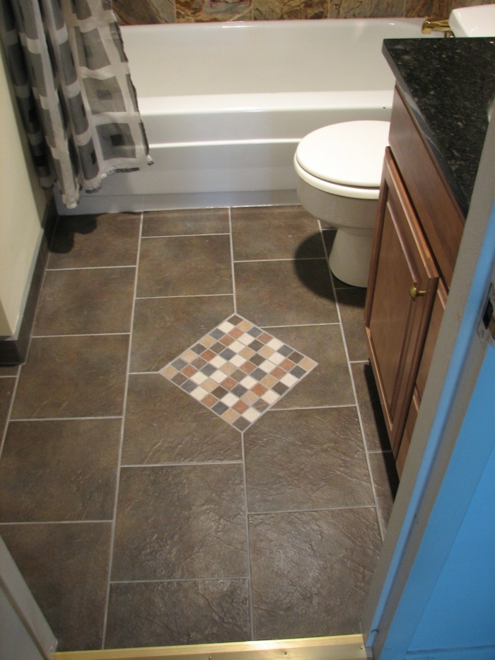 best flooring for bathroom that enhance the sophistication 23174