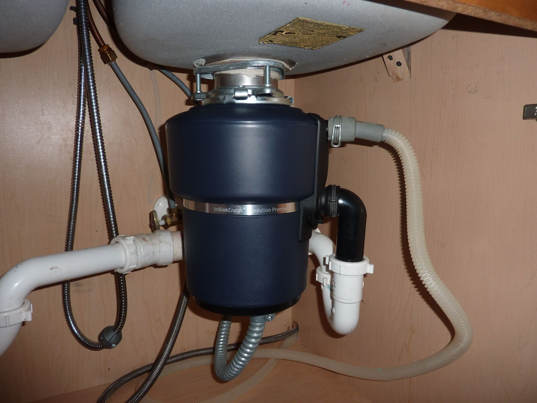 How to Hook Dishwasher with Garbage Disposal - HomesFeed