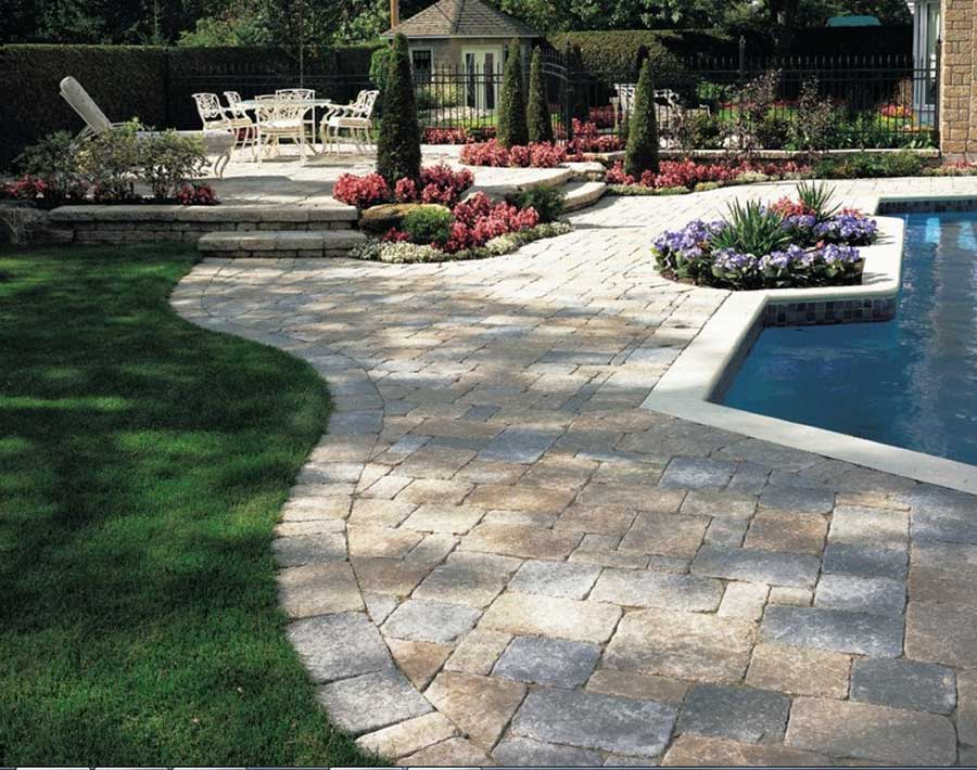 How to Calculate Brick Pavers for a Patio? - HomesFeed on Brick Paver Patio Designs id=59067