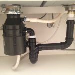 dishwasher with garbage disposal and dishwasher installation with garbage disposal with black pipe