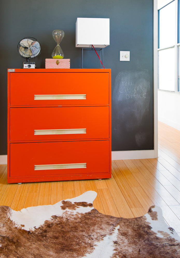 How To Transform Busy Home Office With Flat File Cabinet Ikea Homesfeed
