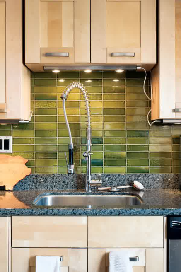 rustic kitchen backsplash tile rustic backsplash ideas homesfeed 4980