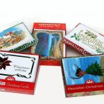 hawaiian unique boxed christmas cards unique boxed holiday cards