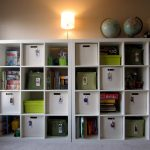 large designed white expedit storage bins design with green accent aside white drawers with gorgeous lighting