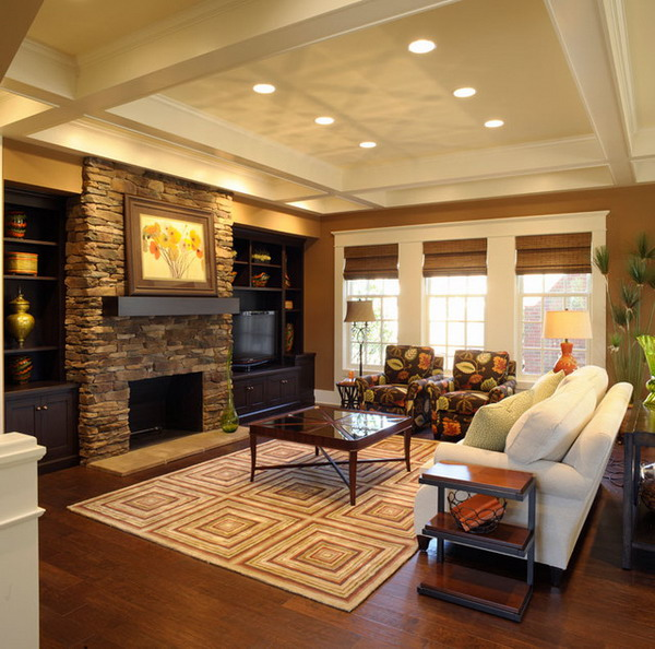 Remodeling living room how to start with homesfeed for How to start decorating a living room
