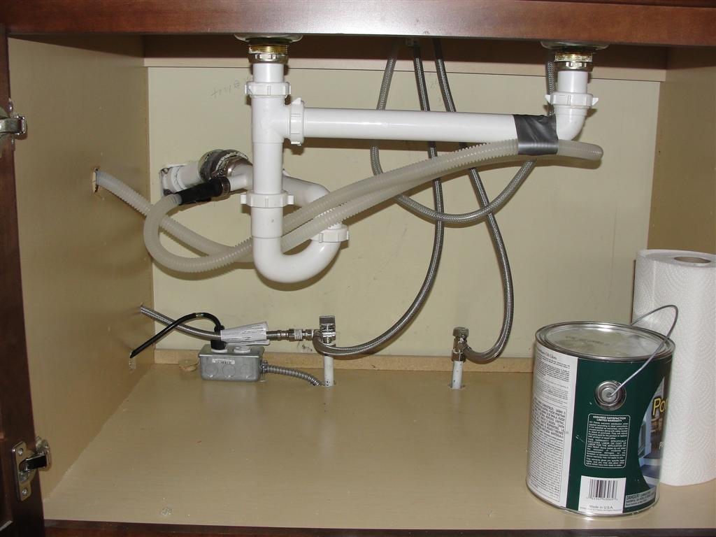 How To Hook Dishwasher With Garbage Disposal Homesfeed