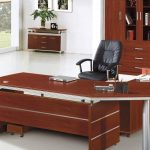 modern office design extended countertop with tall file manager and classy  black swivel chair