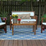 outdoor rugs for decks and patio with world market outdoor rugs with comfy seating and decorative cushions plus hardwood floor and wooden coffee table