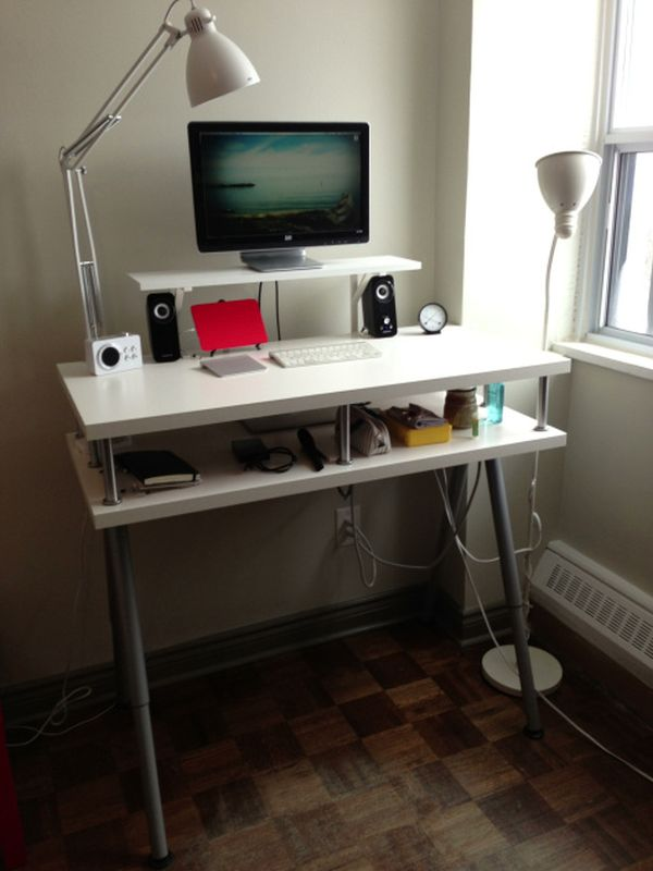 Adjule Desks Ikea Desk Design Ideas