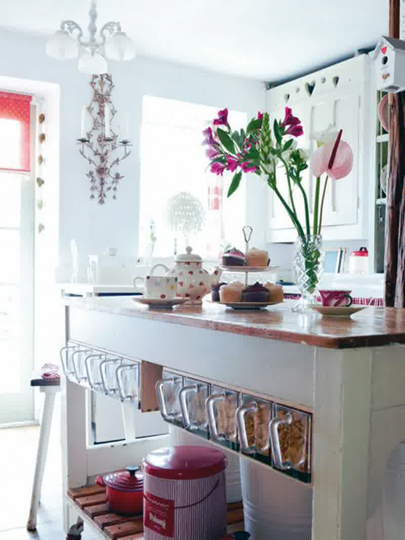 Inspiring Cute Kitchen Décor
