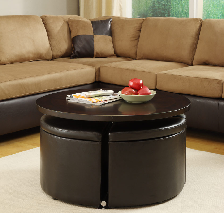 Get A Compact And Multi Functional Living Room Space By