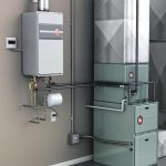 tankless water heater cons and tankless water heater considerations  used for space heating