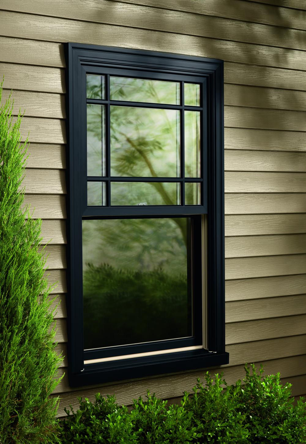 Outside Window Trim Classic Finishing Idea For Perfect